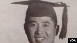 韩相万大学毕业 (美国之音国符翻拍)