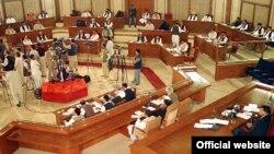 بلوچستان اسمبلی کے اجلاس کا ایک منظر، فائل فوٹو