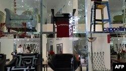 Phòng trưng bày của Poltrona Frau ở Mumbai là phòng trưng bày đầu tiên của nhà thiết kế sản phẩm nội thất người Ý tại Ấn Độ