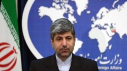 رامین مهمانپرست، سخنگوی وزارت خارجه جمهوری اسلامی