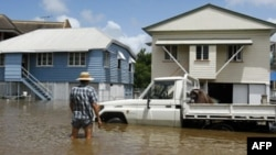В Австралии опасаются новых наводнений на юге страны