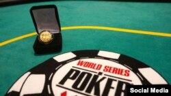 مسابقات پوکر قهرمانی جهان