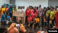 Encerramento da primeira edição do projeto Ella em São Tomé e Príncipe