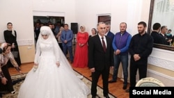 Chechen Wedding Grozny