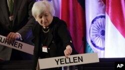 Janet Yellen, la vicepresidenta actual de la Reserva Federal es la escogida por el presidente Obama para sustituir a Ben Bernanke, que temina período en enero.