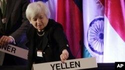 Bà Janel Yellen, 67 tuổi, sẽ lên thay ông Ben Bernanke, người sẽ kết thúc nhiệm kỳ Chủ tịch Fed vào vào ngày 31/1/2014.