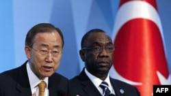 Türkiye BM Güvenlik Konseyi Geçici Üyeliğine Aday