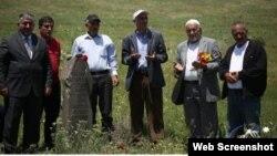 Günnüt kənd sakinləri