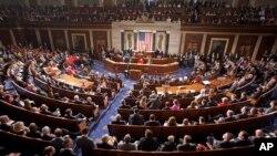 برگزاری نخستین جلسه کنگره صد و چهاردهم آمریکا، تحت کنترل اکثریت جمهوریخواه، در روز سهشنبه ۱۶ دی ۱۳۹۳