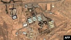 Ядерный объект в Иране