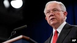 美国前司法部长杰夫·塞申斯