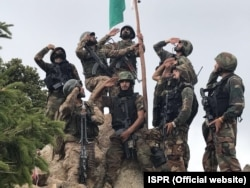 FILE - Khyber 4 is part of the ongoing military operation aimed at diminishing the Islamic State's threat in Pakistan and destroying its hideouts in Rajgal valley.