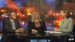 Otvoreno o problemima: Ranđel Nojkić i Stojanka Petković u razgovoru sa Helenom Đorđević
