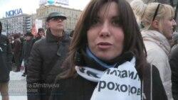 After Landslide Victory, Putin Faces Public Backlash