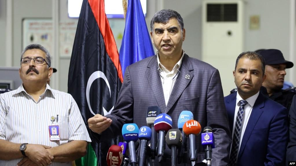 le gouvernement dunion annonce un nouveau cessez le feu tripoli en libye