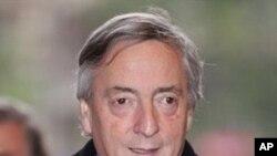 阿根廷前总统内斯托尔.基什内尔