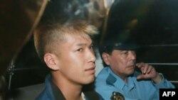 مجرم ستوشی اماتسو (فائل فوٹو)
