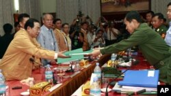 Myanmar Peace Talk
