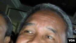 Djohar Arifin Husin, Ketua Umum PSSI periode 2011-2015.