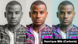 Jay Arghh, cantor moçambicano
