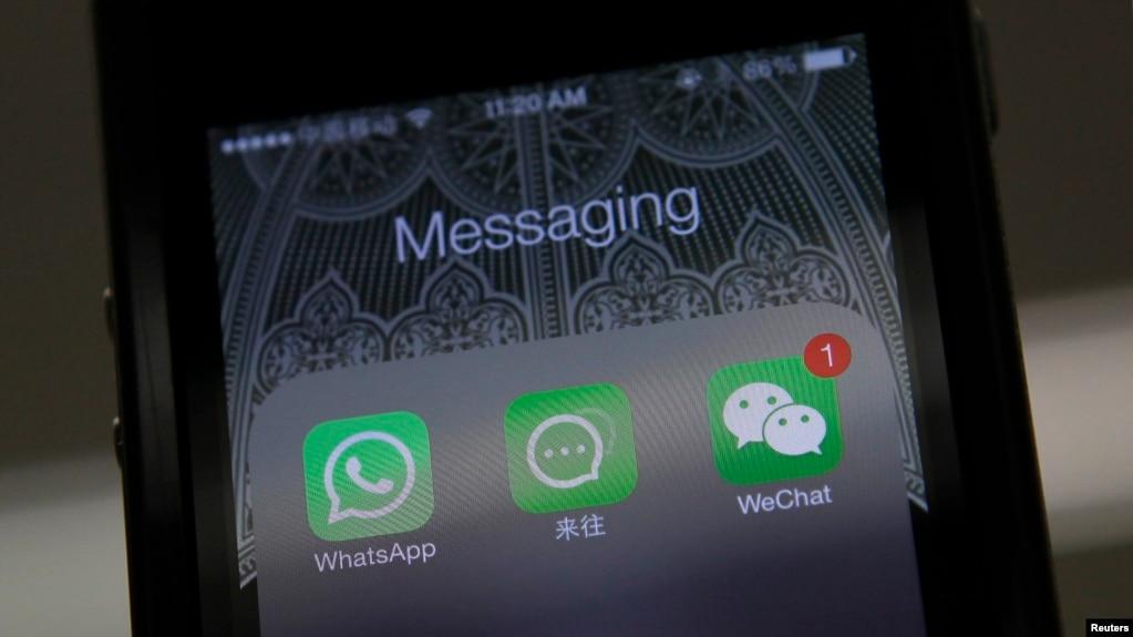 中国用户称加密聊天软件WhatsApp也被审查