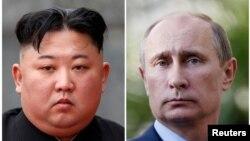El Kremlin confirmó a principios de abril que Kim Jong Un se reuniría con Vladimir Putin antes de finales de mes.