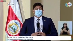 Presidente Costa Riva Vacunas