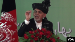 جمهوررئیس غني نن په کابل کې د ګډې همغږۍ او څارنې د بورډ غونډې ته وویل چې حکومت یې د فساد پر وړاندې مبارزې ته ژمن دی.