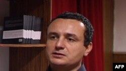 Albin Kurti: Vetëvendosje nuk do të jetë pjesë e bisedimeve Kosovë-Sërbi