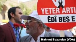 500 STK'dan PKK'ya silah bırakma çağrısı