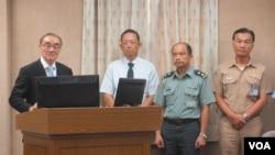 台国防部:东北亚局势若恶化,不排除出现局部冲突