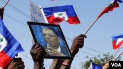 Manifestasyon Pwo Lavalas nan Pòtoprens