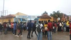 Uíge: Partidos rejeitam acusações de incitar manifestações estudantis – 3:12