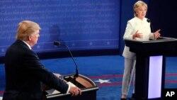 VaDonald Trump naAmai Hillary Clinton vachiita gakava