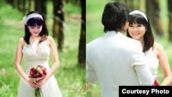 Ảnh cưới là đam mê số một của chị Jenny Hạnh