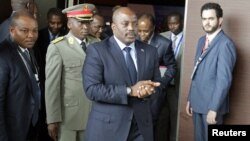 Prezida Joseph Kabila wa Republika Iharanira Demokrasi ya Kongo