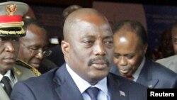 Extrait du discours du président Joseph Kabila devant le Congrès à Kinshasa