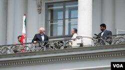 گزارش تصویری صدای آمریکا از محل مذاکرات اتمی ایران و ۵+۱ در وین (۳)