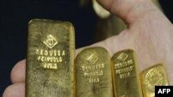 Rekordna cena zlata