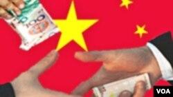 Pemerintah Tiongkok menerapkan hukuman mati bagi para koruptor, namun masih masuk negara dengan korupsi tinggi pada peringkat Transparency International.