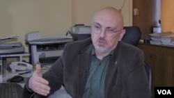 dr Oliver Stojković, Institut za sudsku medicinu u Beogradu