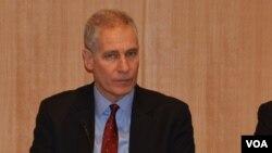 Todd Haskell, o subsecretário adjunto para os Assuntos Africanos do Departamento de Estado americano