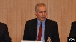 Vice secretário de estado assistente para assuntos africanosTodd Haskell