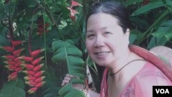 Bà Sandy Phan-Gillis.