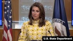 모건 오테이거스 미국 국무부 대변인이 9일 정례브리핑에서 북한 문제 등에 관해 언급했다.