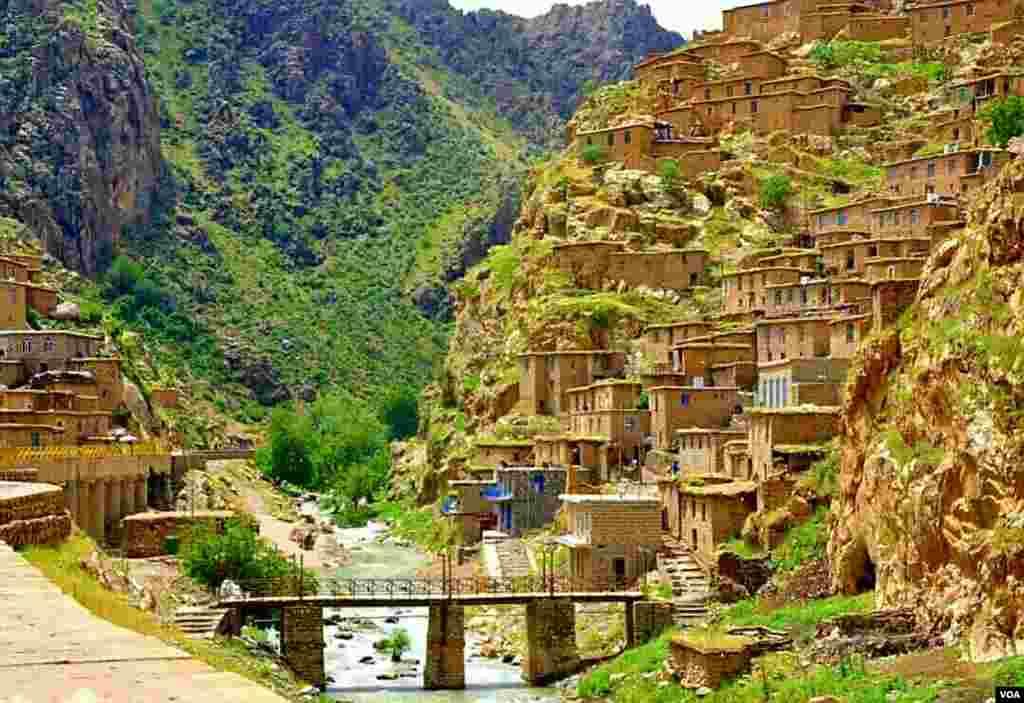 عکسی از روستای کاشتر از توابع شھرستان کامیاران، استان کردستان، ایران عکس: (ارسالی شما)