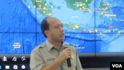Sutopo Purwo Nugroho, Kepala Pusat Data, Informasi, dan Hubungan Kemasyarakatan Badan Nasional Penanggulangan Bencana (BNPB). (Foto: Dok)