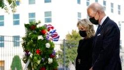 APTOPIX Sept 11 Biden
