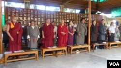 Tibetans commemorate 55th founding anniversary of Chushi Gangdruk