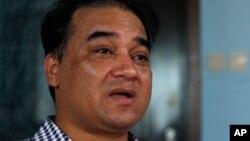 Ilham Tohti Sheihin Malami (File Photo)